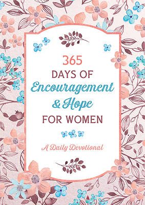 Picture of 365 Days of Encouragement and Hope for Women