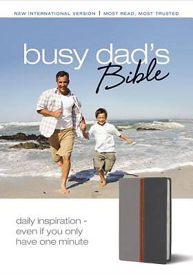 The New International Version Bible for Busy Dads