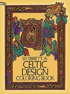 Picture of Celtic Design Coloring Book