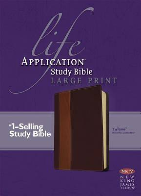 Life Application Study Bible NKJV LP Tutone