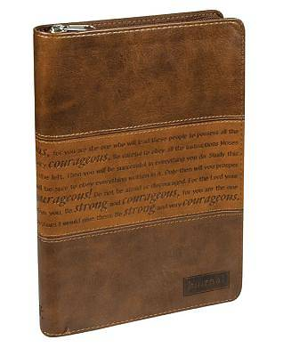 Picture of COURAGEOUS TWO-TONE JOURNAL