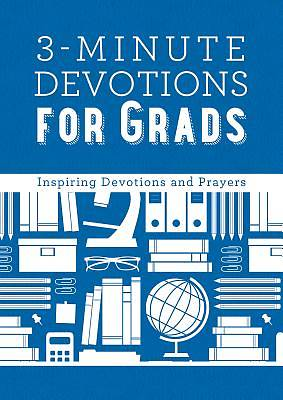 Picture of 3-Minute Devotions for Grads