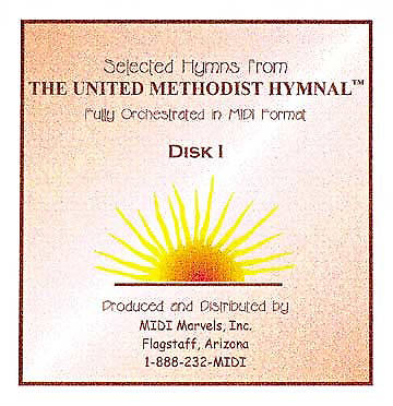 Selected Hymns from the United Methodist Hymnal