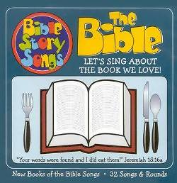 The Bible Childrens Music CD