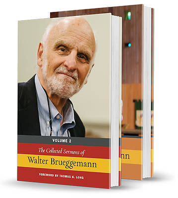 Picture of The Collected Sermons of Walter Brueggemann, Two Volume Set