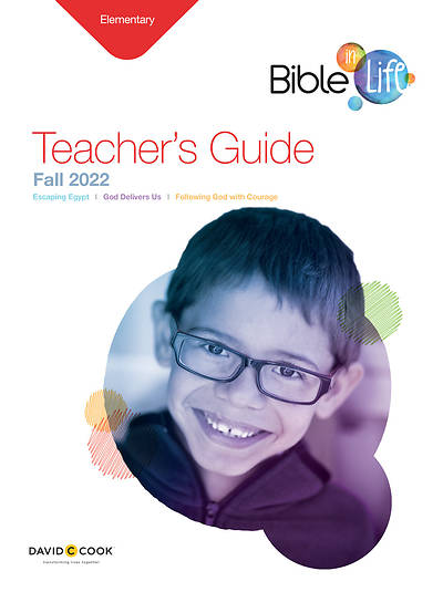 Bible-in-Life Elementary Teachers Guide Fall