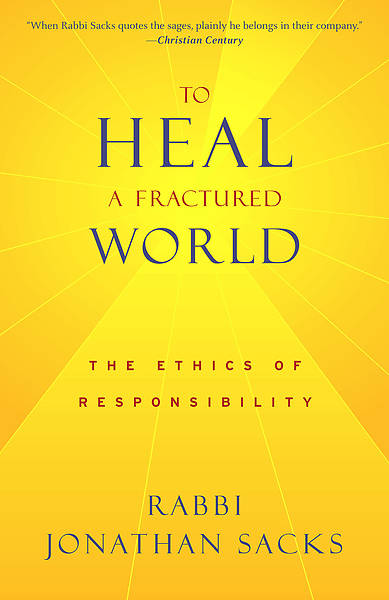 To Heal a Fractured World: