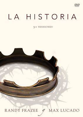 The Story Adult Curriculum DVD-Spanish