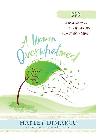 Picture of A Woman Overwhelmed - Women's Bible Study DVD