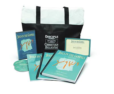 Picture of Jesus in the Gospels: DVD Planning Kit