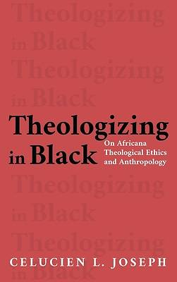 Picture of Theologizing in Black
