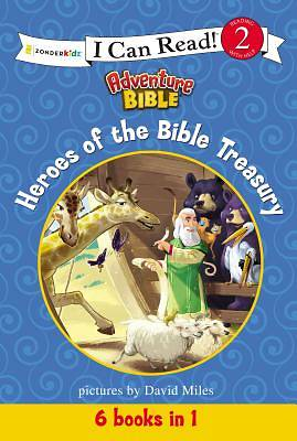Picture of Heroes of the Bible Treasury