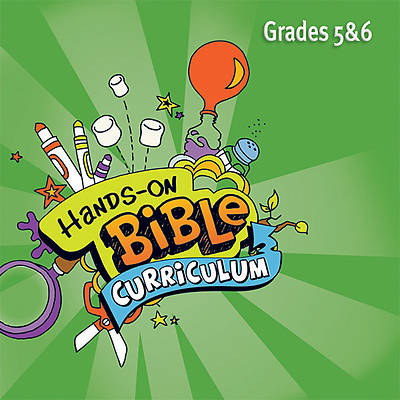 Group Hands-On Bible Curriculum Grades 5 & 6 CD Fall 2012