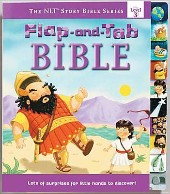 Bible Flap-And-Tab