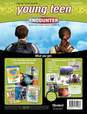 Standard Encounter Young Teen Resources Fall 2013