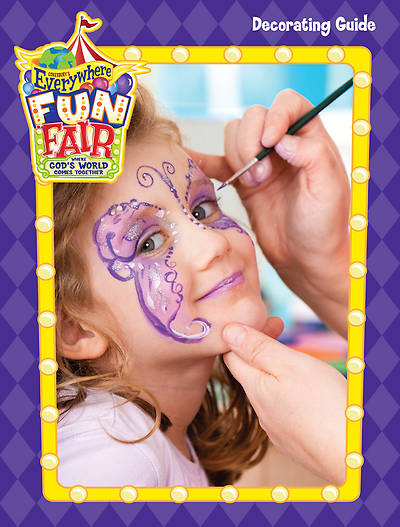 Vacation Bible School 2013 Everywhere Fun Fair Decorating Guide VBS