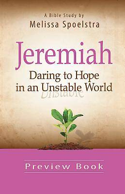 Jeremiah - Womens Bible Study Preview Book