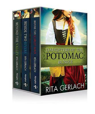 Daughters of the Potomac Bundle, Before the Scarlet Dawn, Beside Two Rivers & Beyond the Valley - eBook [ePub]