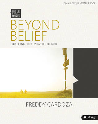 Beyond Belief Volume 4 Member Book