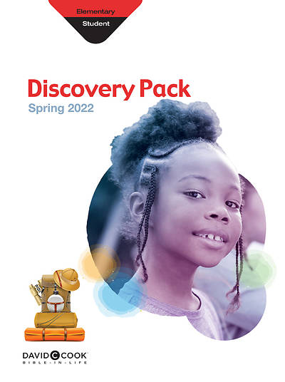 Picture of Bible in Life Elementary Discovery Pack Spring