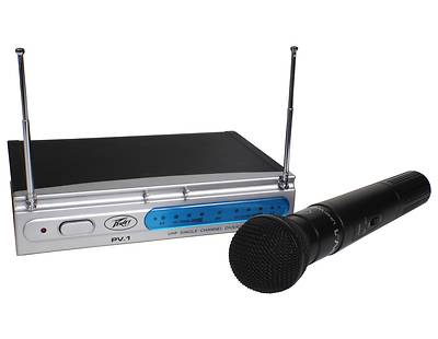 Picture of PV-1 U1 Handheld Wireless Mic System