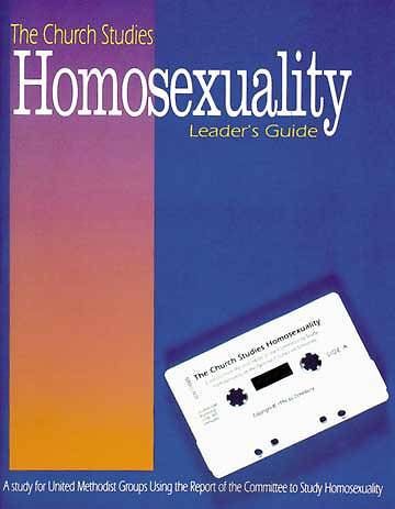 Picture of The Church Studies Homosexuality Leaders Kit