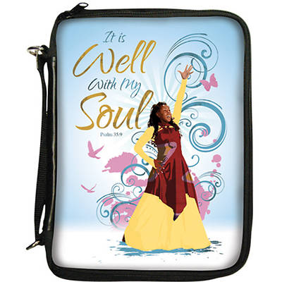 """It Is Well with My Soul"" Bible Organizer"