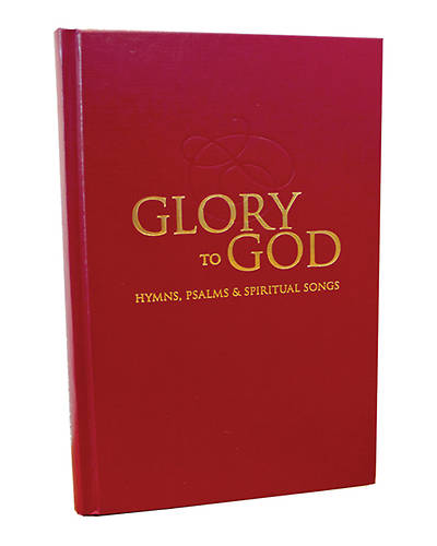 Picture of Glory to God, (Ecumenical) Pew Edition - Red