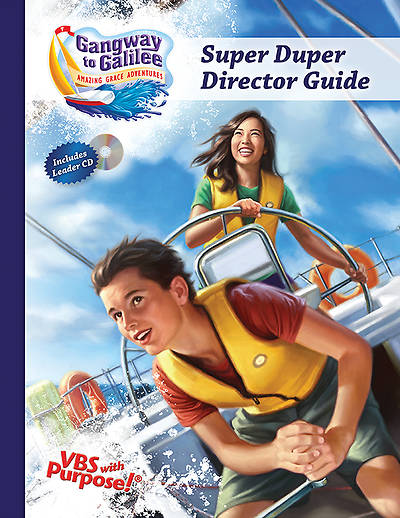 Concordia Vacation Bible School 2014 Gangway to Galilee Super Duper Director Guide (with CD)