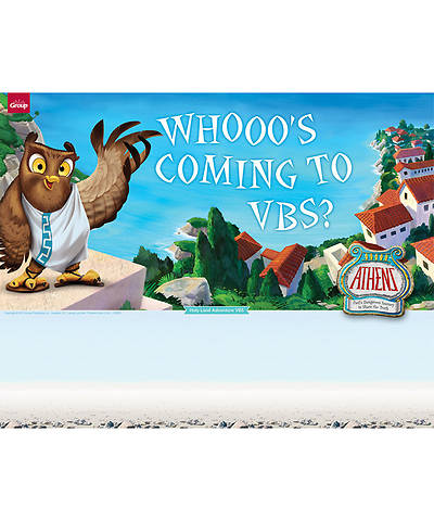 Group VBS 2013 Athens Publicity Posters (pkg. of 5)