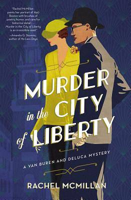 Picture of Murder in the City of Liberty