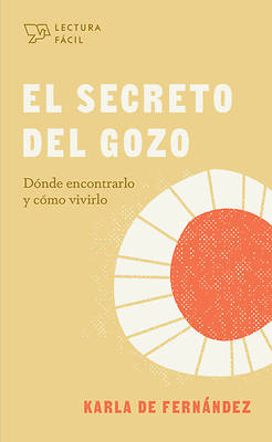 Picture of El Secreto del Gozo