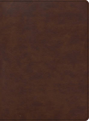 Picture of CSB Apologetics Study Bible for Students, Brown Leathertouch