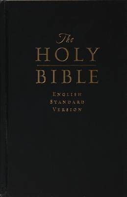 English Standard Version Classic Pew and Worship Bible