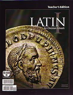 Latin 1 Teacher 2nd Edition Book & CD