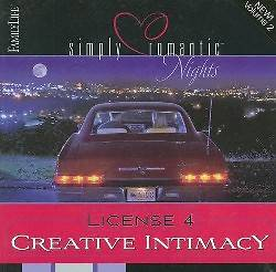 Picture of License 4 Creative Intimacy [With Date CardsWith 2 Key TagsWith Paperback Book]