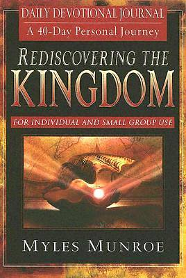 Picture of Rediscovering the Kingdom 40-Day Devotional Journal