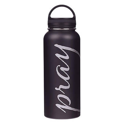 Water Bottles Stainless Steel Pray