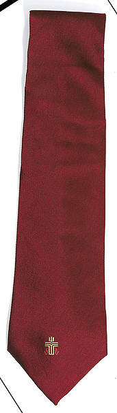 Tie - Burgundy Presbyterian Church (USA) Seal