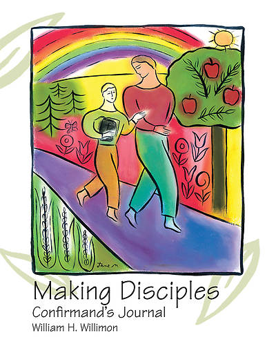 Making Disciples Confirmands Journal