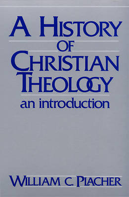Picture of A History of Christian Theology