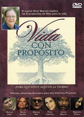 Picture of Video Par Una Vida Con Proposito