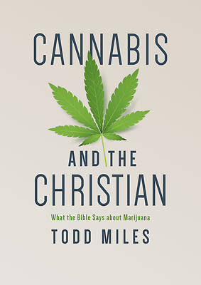 Picture of Cannabis and the Christian