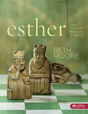 Picture of Esther Bible Study Book