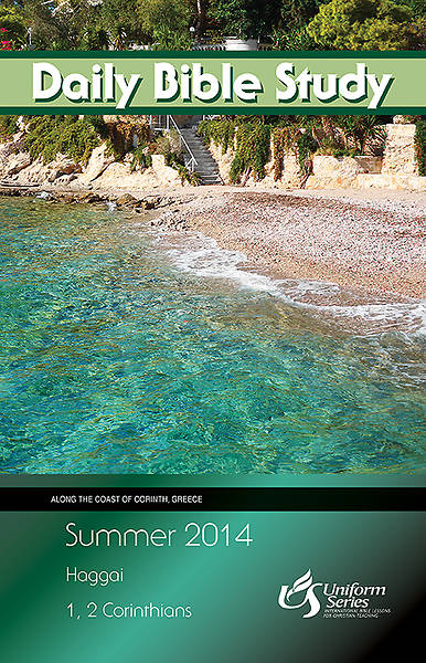 Daily Bible Study Summer 2014 - eBook [ePub]