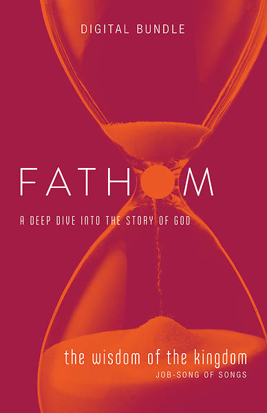 Picture of Fathom Bible Studies: The Wisdom of the Kingdom Digital Bundle