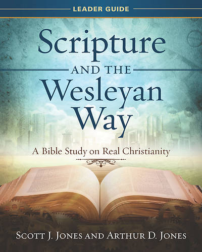 Picture of Scripture and the Wesleyan Way Leader Guide - eBook [ePub]