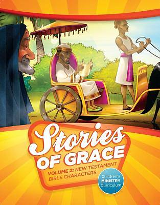 Picture of Stories of Grace Children's Curriculum V2