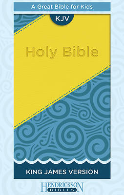 Picture of Kids Bible-KJV