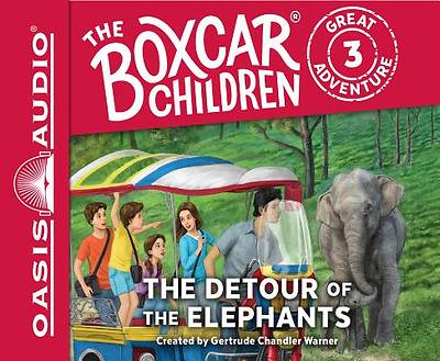 The Detour of the Elephants (Library Edition)